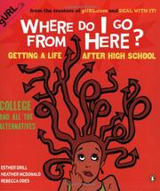 Cover of: Where Do I Go from Here? | Esther Drill