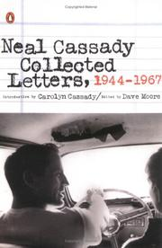 Cover of: Collected letters, 1944-1967