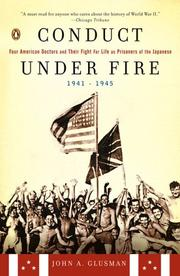 Cover of: Conduct Under Fire | John A. Glusman