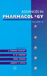 Cover of: Advances in Pharmacology, Volume 46 (Advances in Pharmacology) |