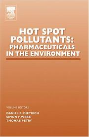 Cover of: Hot spot pollutants |