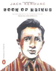 Cover of: Book of Haikus