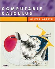 Cover of: Computable Calculus