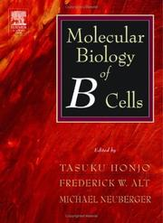 Cover of: Molecular biology of B cells |