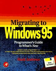 Cover of: Migrating to Windows 95