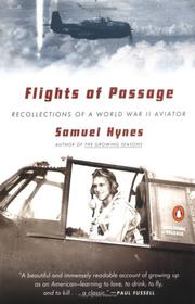 Cover of: Flights of passage