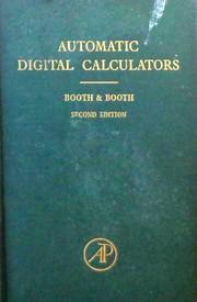 Automatic digital calculators