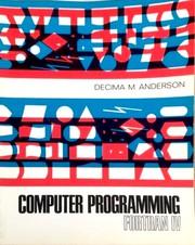 Computer programming; Fortran IV