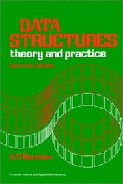 Cover of: Data structures
