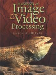 Cover of: Handbook of Image and Video Processing (Communications, Networking and Multimedia) by Alan C. Bovik