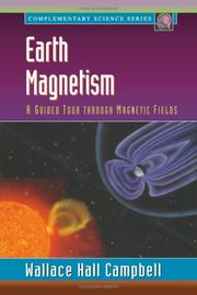 Cover of: Earth Magnetism