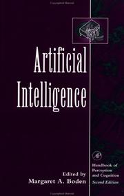 Cover of: Artificial intelligence |