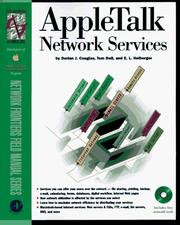 Cover of: AppleTalk network services