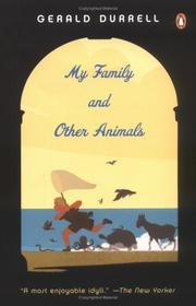 Cover of: My Family and Other Animals | Gerald Malcolm Durrell