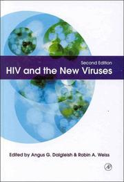 Cover of: HIV and the New Viruses, Second Edition |