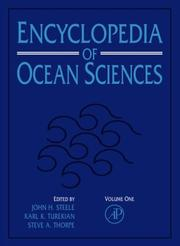 Cover of: Encyclopedia of Ocean Sciences Six Volume Set With Online Version |