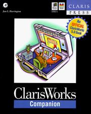 Cover of: The ClarisWorks companion