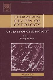 Cover of: International Review of Cytology, Volume 229 | Kwang W. Jeon