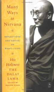 Cover of: The Many Ways to Nirvana: reflections and advice on right living