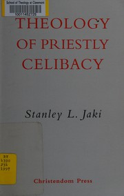 Theology of priestly celibacy