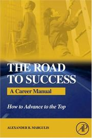 Cover of: The Road to Success | Alexander R. Margulis