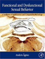 Functional and Dysfunctional Sexual Behavior by Anders Ågmo