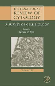 Cover of: International Review Of Cytology, Volume 256 | Kwang W. Jeon