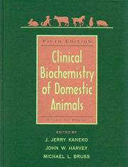 Cover of: Clinical Biochemistry of Domestic Animals, Fifth Edition |