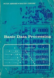 Basic data processing