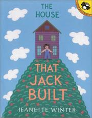 Cover of: The House that Jack Built