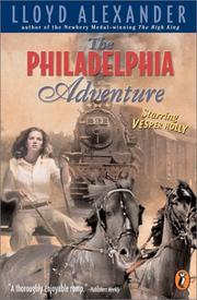 Cover of: The Philadelphia Adventure