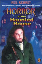 Cover of: Horror at the haunted house: HORROR AT THE HAUNTED HOUSE (Frightmares)