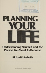 Planning your life