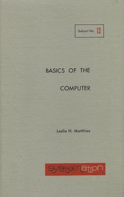 Basics of the computer