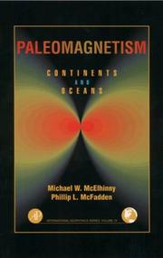 Cover of: Paleomagnetism