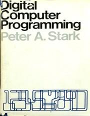 Digital computer programming