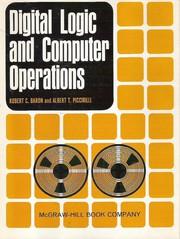 Digital logic and computer operations