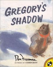 Cover of: Gregory's Shadow
