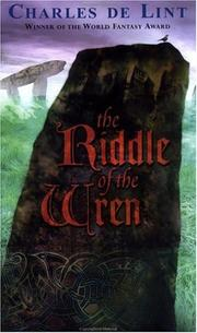 Cover of: Riddle of the Wren