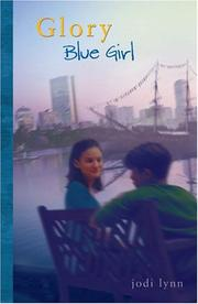 Cover of: Blue Girl (Glory) | Jodi Lynn