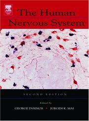 Cover of: The Human Nervous System, Second Edition | George Paxinos