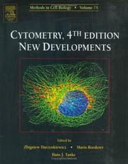 Cover of: Cytometry |