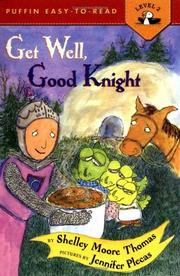 Cover of: Get Well, Good Knight