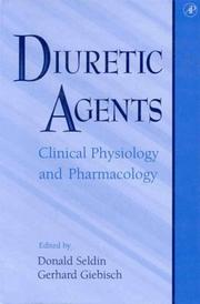 Cover of: Diuretic agents |