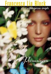 Cover of: Primavera