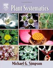 Cover of: Plant Systematics | Michael Simpson