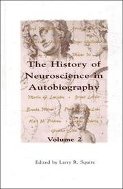 Cover of: The History of Neuroscience in Autobiography, Volume 2 (History of Neuroscience in Autobiography)