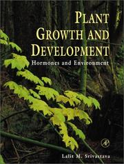 Cover of: Plant Growth and Development
