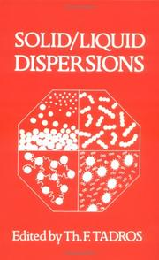 Cover of: Solid/liquid dispersions |