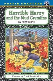 Cover of: Horrible Harry and the Mud Gremlins | Suzy Kline